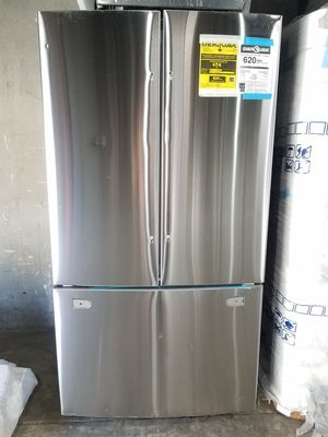 "BRAND NEW SAMSUNG 3DOOR REFRIGERATOR STAINLESS 36""W X 70""H HAS INTERNAL ICE MAKER🏡WE DELIVER SAME DAY!! for Sale in Dana Point, CA"