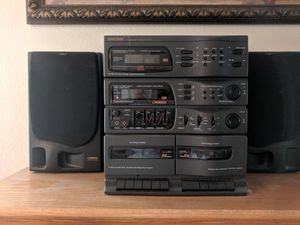 KOSS CD radio and cassette player for Sale in Alta Loma, CA