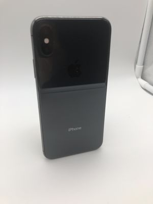 iPhone X 64gb + AirPods 2 for Sale in Chicago, IL