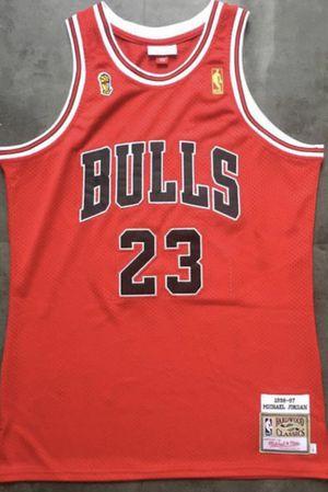 Bulls Michael Jordan Jersey for Sale in Whittier, CA