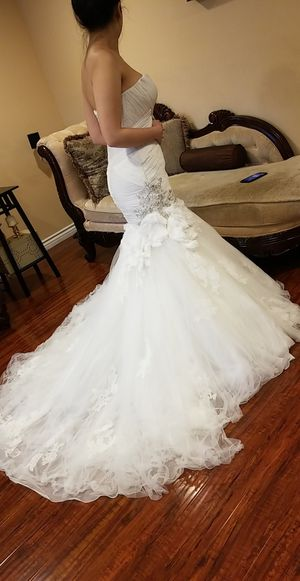 Enzoani Couture wedding dress for Sale in Los Angeles, CA