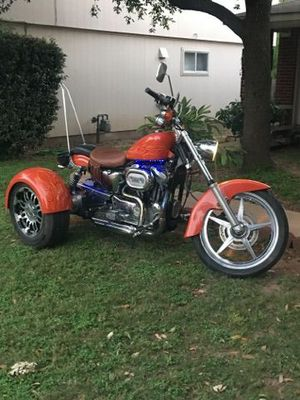 2012 custom 1200cc Harley Davidson trike. for Sale in Pflugerville, TX