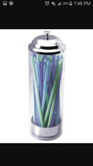 Progressive - Straw Dispenser for Sale in Washington, DC