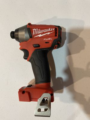 Milwaukee impact driver fuel for Sale in Livonia, MI