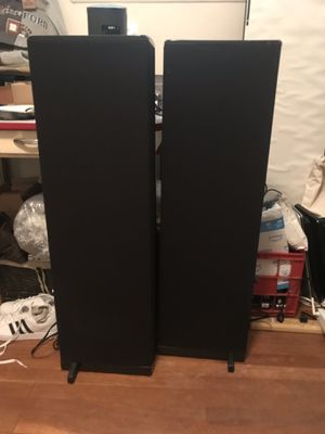 Definitive technology tower speakers for Sale in Silver Spring, MD