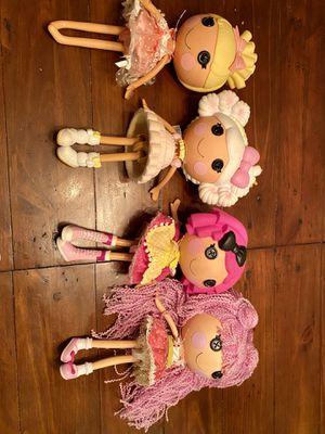 Lalaloopsy large dolls for Sale in Phoenix, AZ