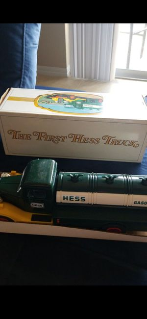 1982 MY FIRST HESS TRUCK BRAND NEW IN BOX for Sale in Delray Beach, FL