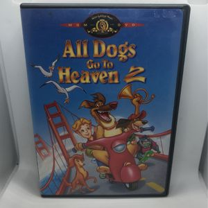 All Dogs Go To Heaven 2 DVD for Sale in Corona, CA