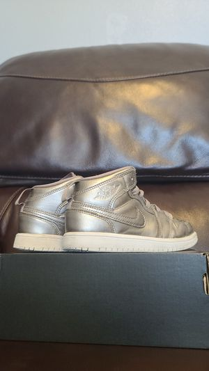 AIR JORDAN 1 SE SEPIA STONE SIZE 13C for Sale in Hollister, CA