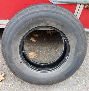 Free tire ST235/80R16 HOLDS AIR for Sale in Gardner, MA