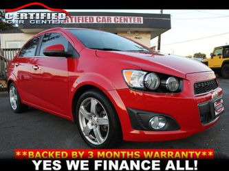 2012 Chevrolet Sonic for Sale in Fairfax,  VA