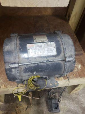 Industrial motor for Sale in San Antonio, TX