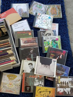 Lightly Used CDs Rock for Sale in Sacramento, CA