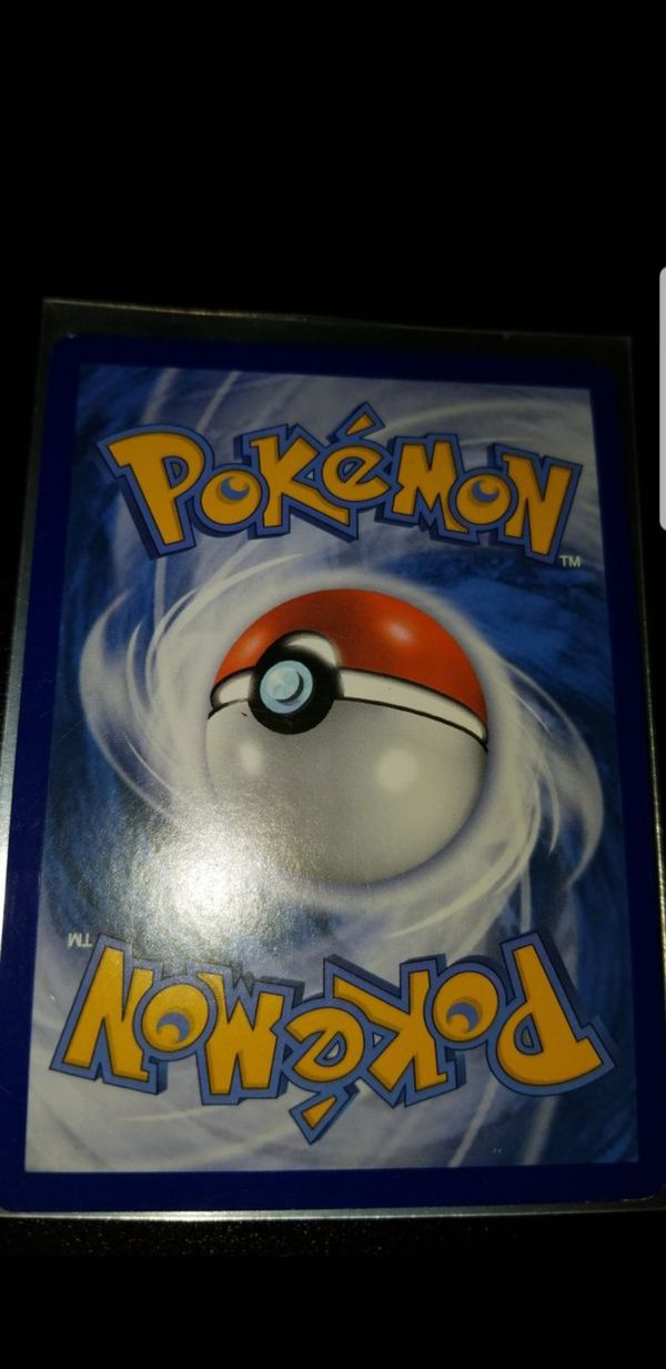 Pokemon cards collection