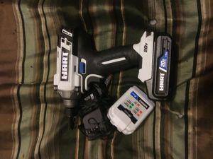 20v hart impact drill for Sale in Denham Springs, LA