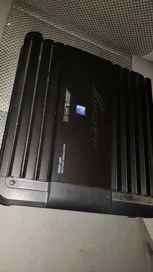 Alpine Power Amplifier (MRP-500) for Sale in Vancouver, WA