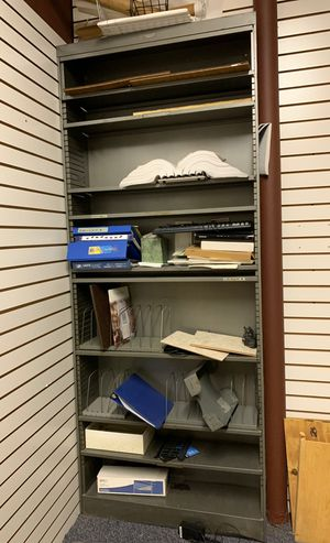 Metal shelving for Sale in Kearny, NJ