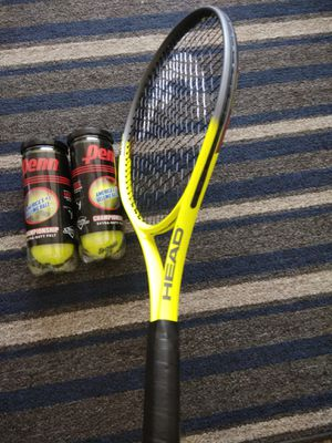 Tennis racket brand new for Sale in Riverview, FL