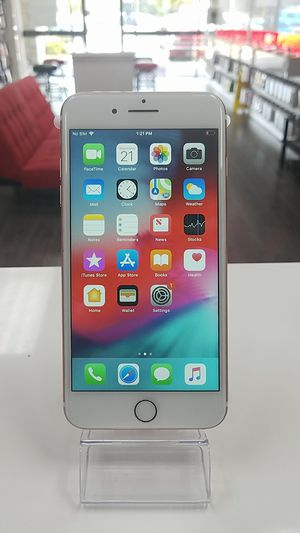 IPhone 7 plus 256gb unlocked for Sale in Carrollton, TX