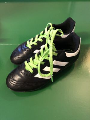 Kids size 1, Adidas Soccer Cleats for Sale in Fairfax, VA