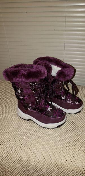 Nova mountain little girl boots for Sale in Sedro-Woolley, WA
