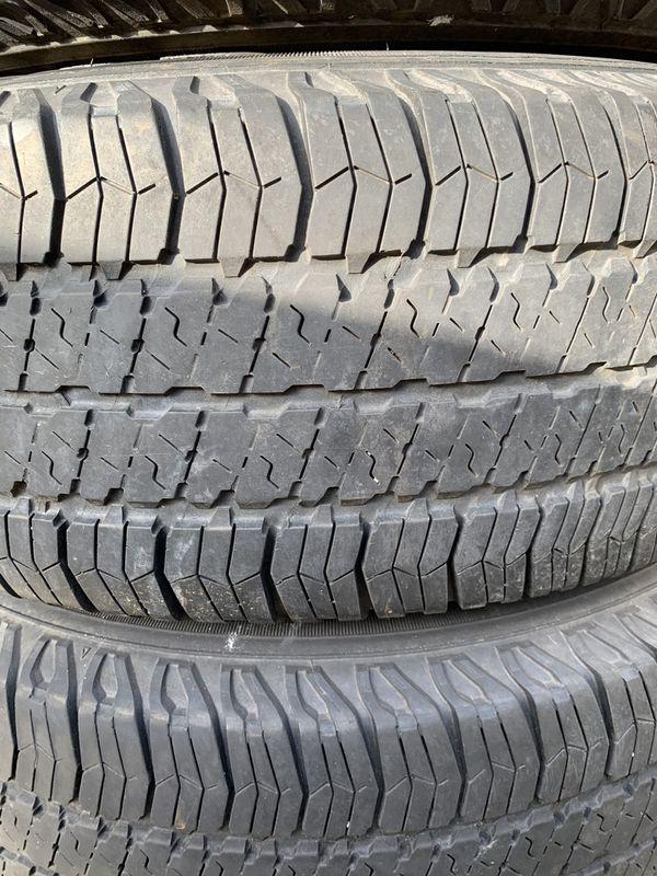 Jeep wrangler good year tires