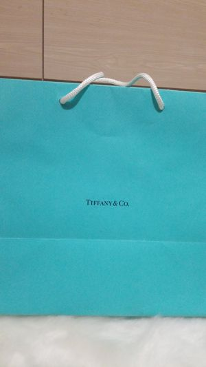 Tiffany's shopping bag for Sale in Queens, NY