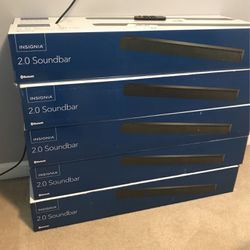 Bluetooth Soundbar With Remote (Batteries Included) for Sale in Nashville,  TN