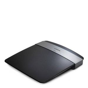 Linksys - N600 Dual Band Wi-Fi Router - Black for Sale in San Diego, CA