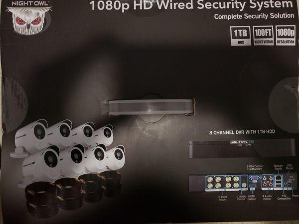 Security camera New