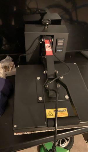 Heat press machine for Sale in Harvey, LA