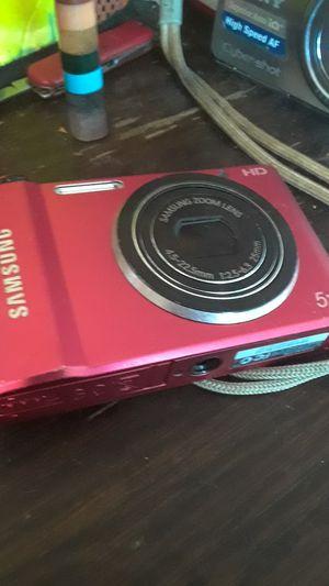 Samsung HD 5X Camera for Sale in Pekin, IL