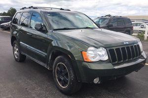 2008 Jeep Grand Cherokee Laredo for Sale in Dolton, IL
