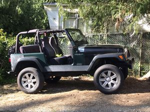 Jeep tires and wheels for Sale in Everett, WA