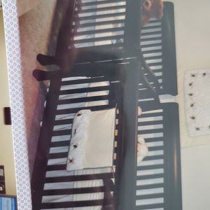 Cafe Kid Crib/full Bed for Sale in Mars, PA