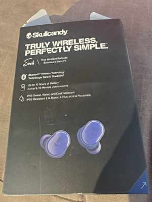 $40 SKULL CANDY SESH WIRELESS EARBUDS for Sale in Las Vegas, NV