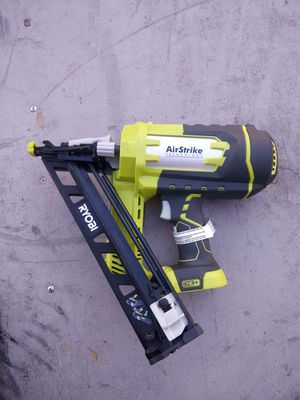 Ryobi 15 gauge cordless nailgun ( tool only ) for Sale in Hesperia, CA