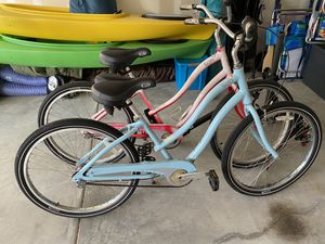 Pending Pick-up: Free! 2 Sun Bicycles for Sale in Apex, NC