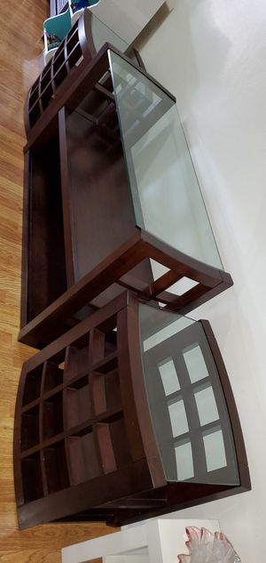 Console table and 2 side tables for Sale in Baltimore, MD