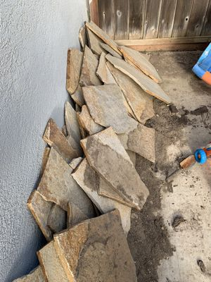 30 to 40 pavers. for Sale in Gonzales, CA