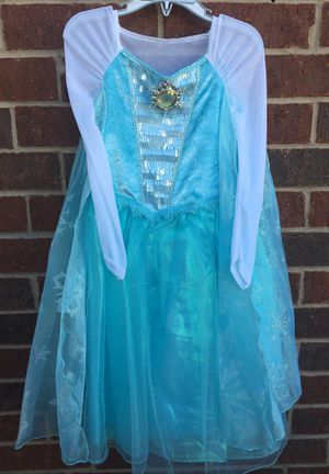 Disney Store Elsa Costume for Sale in The Colony, TX