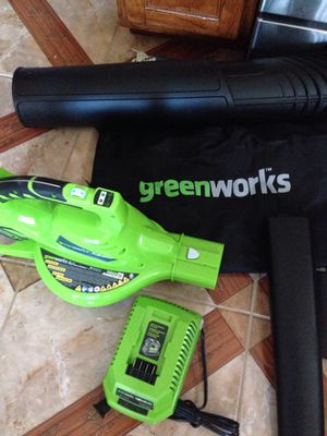 Brand new greenworks leaf blower *Never used* for Sale in Watauga, TX