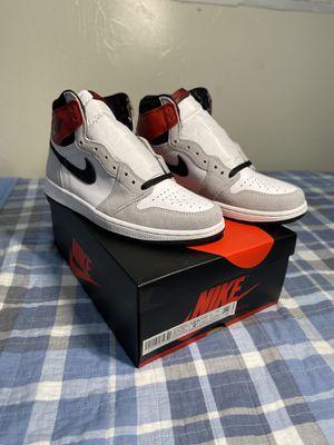 "Air Jordan 1 Retro High OG ""Smoke Grey"" Size 8.5' for Sale in Salinas, CA"