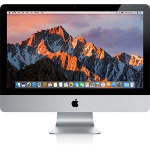 Apple iMac A1224 Core 2 Duo All in one desktop computer OSX WiFi DVDRW Webcam HDMI 20.5 inches Screen Size 100% Tested for Sale in New York, NY