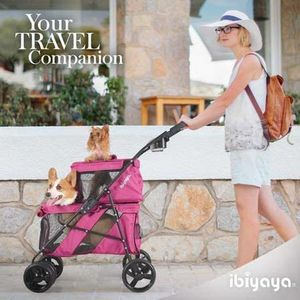 Ibiyaya 2 Pet Stroller. New in box for Sale in Las Vegas, NV