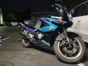 1993 Kawasaki Ninja 600r for Sale in DEVORE HGHTS, CA