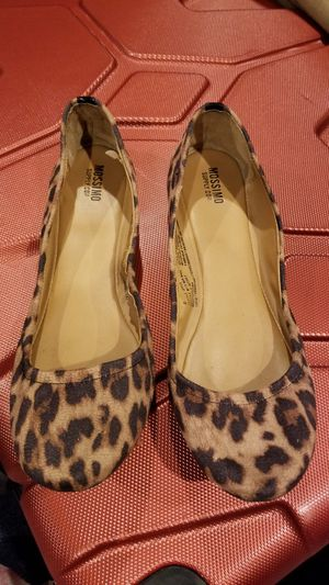 Mossimo Leopard flat shoes for free for Sale in Carteret, NJ