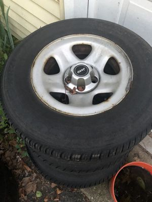 Jeep Cherokee Wheels and Tires for Sale in Parsippany-Troy Hills, NJ