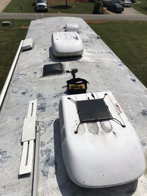 Best Camper/RV Roof Solution for Sale in Salisbury, NC
