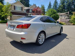 2008 Lexus IS250 AWD- Low Miles for Sale in Bellevue, WA